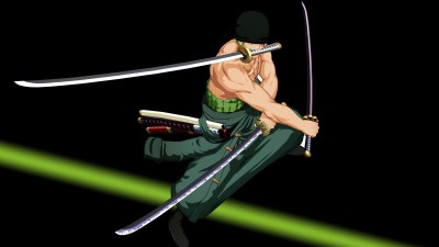 Zoro One Piece Wallpapers ·①