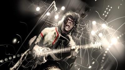 Rock Music Wallpapers ·①