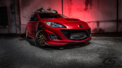 Mazdaspeed Logo Wallpaper ·①