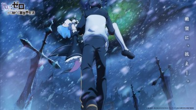 Re:Zero wallpaper ·① Download free cool HD wallpapers for desktop and mobile devices in any ...