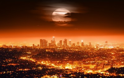 Los Angeles wallpaper ·① Download free full HD backgrounds of famous American city Los Angeles ...