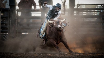 Bull Riding Backgrounds ·①