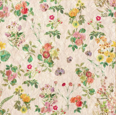 Vintage Flower Backgrounds ·①