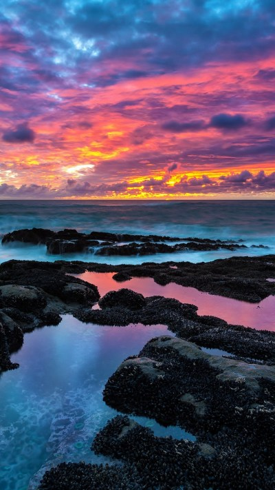 Colorful Sunsets Wallpapers ·①
