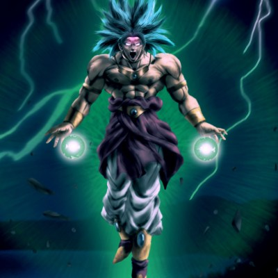 Broly Wallpapers ·①