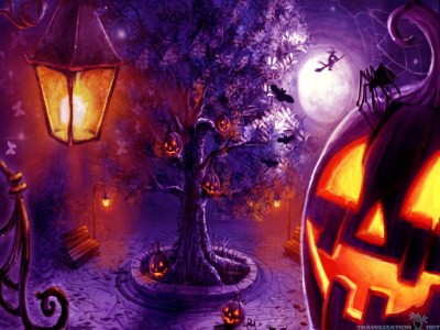 Cool Halloween Wallpapers ·①