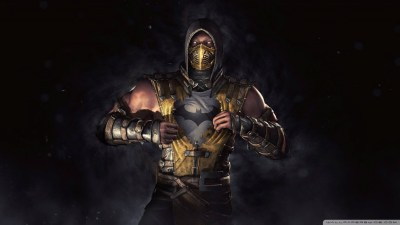 Mortal Kombat Scorpion Wallpapers ·① WallpaperTag