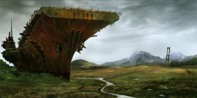 Post Apocalyptic wallpaper ·① Download free awesome wallpapers for desktop computers and ...