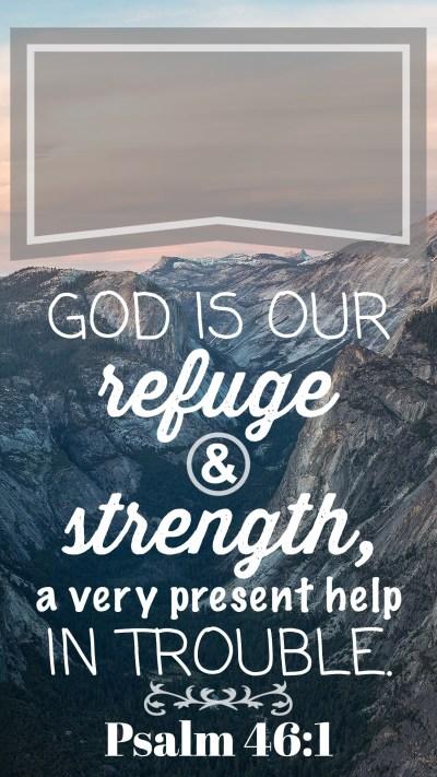 Bible Quote Wallpaper ·①