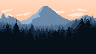 Firewatch background ·① Download free awesome HD wallpapers for desktop, mobile, laptop in any ...