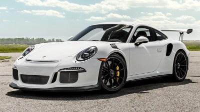 Porsche GT3 RS Wallpaper ·①
