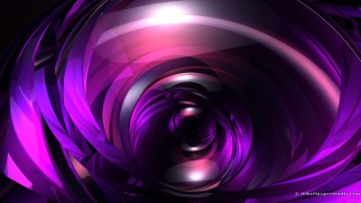 Purple Abstract Background ·①