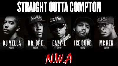 Straight Outta Compton Wallpapers ·①
