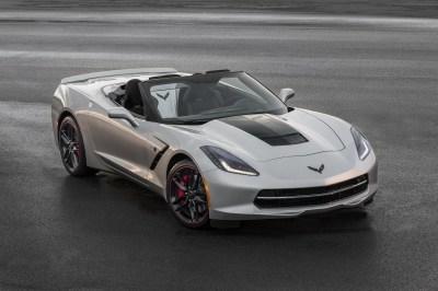 Corvette Stingray 2017 Wallpaper HD ·①