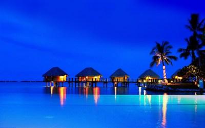 Tropical Desktop Backgrounds ·①