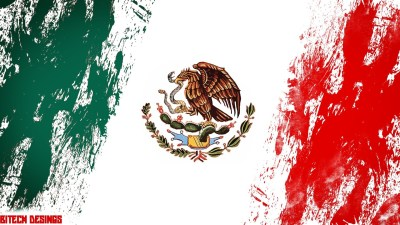 Mexico Flag Wallpaper ·①