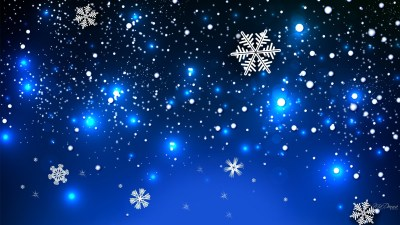 Snowflakes background ·① Download free cool HD wallpapers for desktop computers and smartphones ...