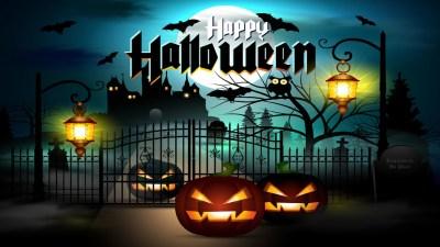 Cool Halloween Wallpapers ·①