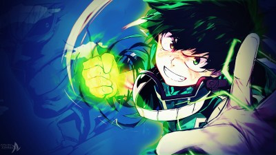 My Hero Academia Wallpapers ·①