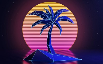 80S Neon wallpaper ·① Download free awesome High Resolution wallpapers for desktop and mobile ...