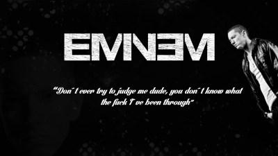Eminem wallpaper ·① Download free cool HD wallpapers for desktop computers and smartphones in ...