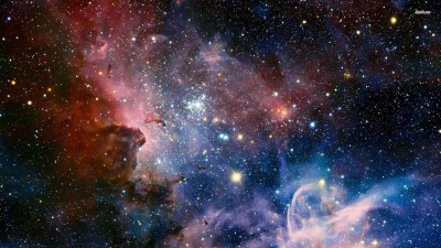 Carina Nebula Wallpaper ·①