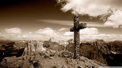Jesus Christ on The Cross Wallpaper ·①