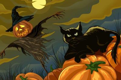 72+ Halloween wallpapers ·① Download free High Resolution backgrounds for desktop and mobile ...