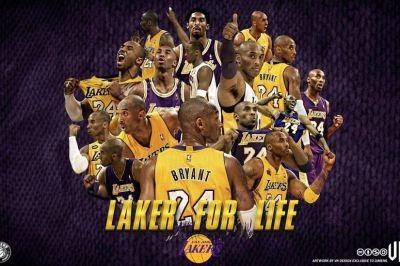 Los Angeles Lakers Wallpaper ·①