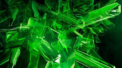Image Green View Abstract Gems Cool HD Wallpapers | Wallsev.com - Download Free HD Wallpapers