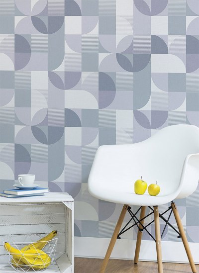 Modern Pattern Contact Paper Peel and Stick Wallpaper