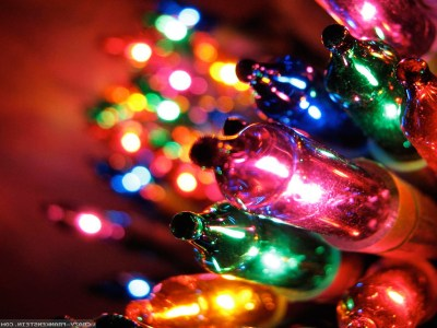 Christmas Lights Wallpapers HD / Desktop and Mobile Backgrounds