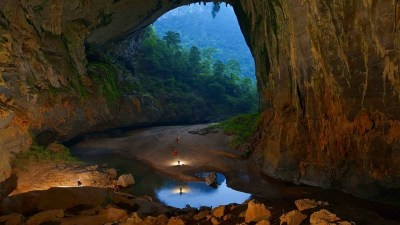 cave, Nature, Landscape Wallpapers HD / Desktop and Mobile Backgrounds