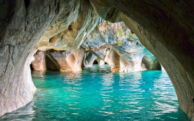 nature, Landscape, Chile, Cave, Lake, Erosion, Turquoise, Water, Cathedral Wallpapers HD ...