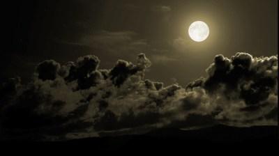 landscape, Storm, Moon, Sky Wallpapers HD / Desktop and Mobile Backgrounds