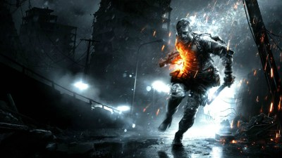 digital Art, Soldier, Dark, Destruction, Urban Wallpapers ...