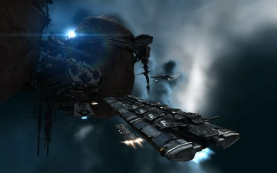 EVE Online, Space, Video Games, Spaceship Wallpapers HD / Desktop and Mobile Backgrounds
