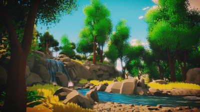The Witness, Video Games, Artwork, PlayStation 4 Wallpapers HD / Desktop and Mobile Backgrounds