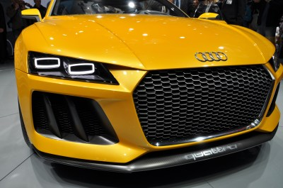 Audi, Car, Yellow Cars Wallpapers HD / Desktop and Mobile Backgrounds