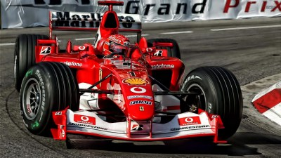 Formula 1, Ferrari F1, Michael Schumacher, Monaco Wallpapers HD / Desktop and Mobile Backgrounds