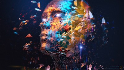 digital Art, Face, Abstract, DeviantArt Wallpapers HD / Desktop and Mobile Backgrounds
