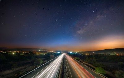 long Exposure, Road, Landscape Wallpapers HD / Desktop and Mobile Backgrounds