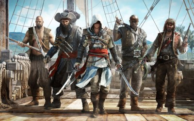 Assassins Creed, Video Games, Assassins Creed: Black Flag Wallpapers HD / Desktop and Mobile ...