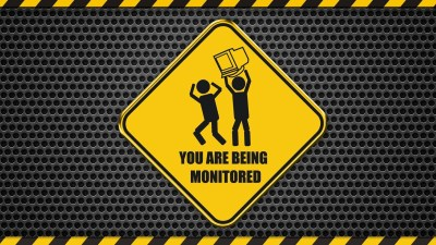 caution, Yellow, Computer Game, Computer, Humor Wallpapers HD / Desktop and Mobile Backgrounds