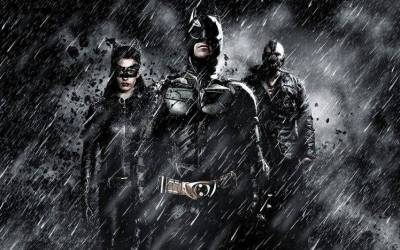 Batman, Bane, Catwoman Wallpapers HD / Desktop and Mobile ...
