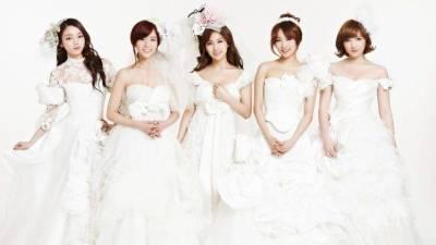 Kara, K pop, Korean, Wedding Dress, Women, Asian ...