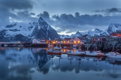 Norway, Mountain, Landscape Wallpapers HD / Desktop and Mobile Backgrounds
