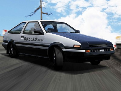 Toyota AE86, Initial D Wallpapers HD / Desktop and Mobile Backgrounds