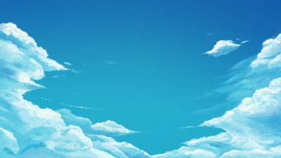 drawing, Sky, Clouds Wallpapers HD / Desktop and Mobile Backgrounds