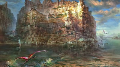 Torment: Tides Of Numenera, Fantasy Art, Artwork Wallpapers HD / Desktop and Mobile Backgrounds